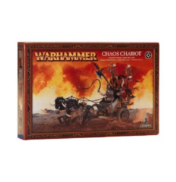 Games Workshop Warhammer Chaos Chariot Also Makes Gorebeast Chariot 83-11